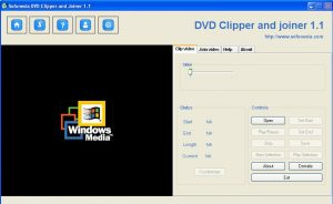 Aplikasi DVD Clipper and Joiner