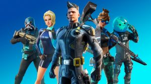 Game Battle Royale PC - Fornite