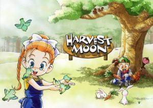 Game Harvest Moon DS