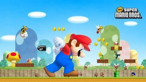 Game NDS New Super Mario Bros